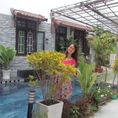 Отель Family Homestay Хойан