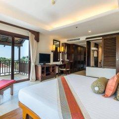 Отель Ravindra Beach Resort And Spa комната для гостей фото 5