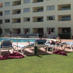 Alpinus Hotel бассейн