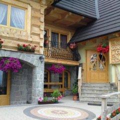 Отель Pensjonat Góralska Chata Закопане фото 4