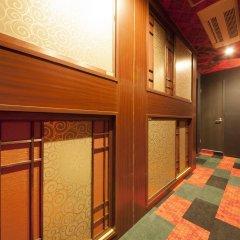 Отель Centurion Hotel Residential Akasaka Япония, Токио - отзывы, цены и фото номеров - забронировать отель Centurion Hotel Residential Akasaka онлайн интерьер отеля