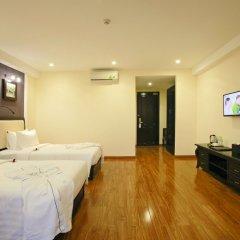 Отель Hoian Sincerity Hotel & Spa Вьетнам, Хойан - отзывы, цены и фото номеров - забронировать отель Hoian Sincerity Hotel & Spa онлайн комната для гостей фото 5