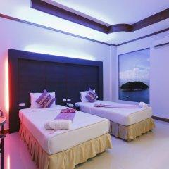 Отель Blue Carina Inn Hotel Таиланд, Пхукет - отзывы, цены и фото номеров - забронировать отель Blue Carina Inn Hotel онлайн комната для гостей фото 4