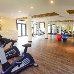 Отель Secret Garden Villas-Furama Beach Danang фитнесс-зал