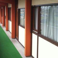 Отель Campanile Brussels - Airport Zaventem Завентем балкон