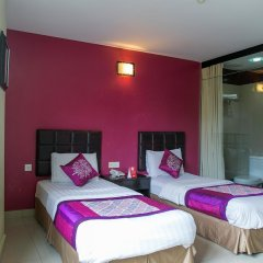 Отель OYO 173 De Nice Inn Малайзия, Куала-Лумпур - отзывы, цены и фото номеров - забронировать отель OYO 173 De Nice Inn онлайн балкон