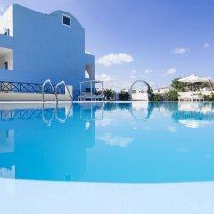 Отель Margarenia Studios бассейн