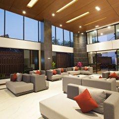 Отель Paripas Patong Resort гостиничный бар