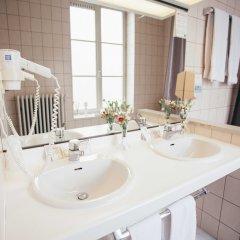 Отель Europ Hotel Бельгия, Брюгге - 2 отзыва об отеле, цены и фото номеров - забронировать отель Europ Hotel онлайн ванная