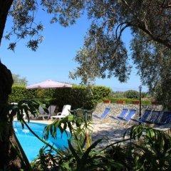 Отель La Perciata Сиракуза бассейн