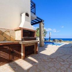 Отель Villa Greco Mare пляж