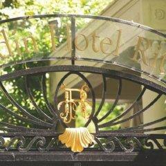 Hotel Ritz Madrid балкон
