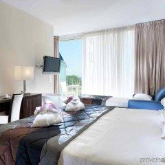 Отель Mercure Rimini Lungomare Римини комната для гостей фото 3