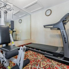 Отель Quality Inn Effingham фитнесс-зал
