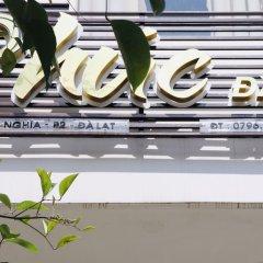 Phuc Da Lat Hotel Далат вид на фасад