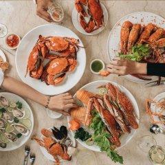 Отель InterContinental Saigon Вьетнам, Хошимин - отзывы, цены и фото номеров - забронировать отель InterContinental Saigon онлайн питание фото 2