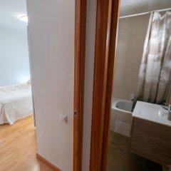 Отель Apartament Els Pins Испания, Бланес - отзывы, цены и фото номеров - забронировать отель Apartament Els Pins онлайн ванная