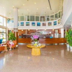 Vonresort Golden Beach Турция, Чолакли - 1 отзыв об отеле, цены и фото номеров - забронировать отель Vonresort Golden Beach онлайн интерьер отеля