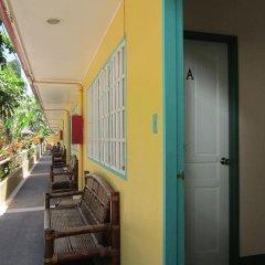 Отель Orinda Boracay Филиппины, остров Боракай - 1 отзыв об отеле, цены и фото номеров - забронировать отель Orinda Boracay онлайн балкон