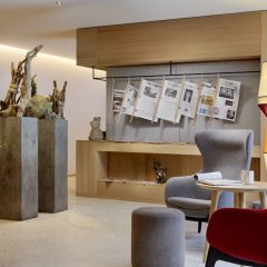 Отель Feuerstein Nature Family Resort Горнолыжный курорт Ортлер интерьер отеля фото 2