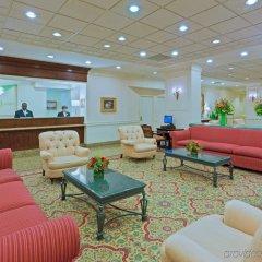 Отель Holiday Inn Washington-Central/White House интерьер отеля