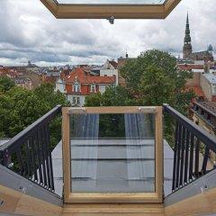 Wellton Riga Hotel And Spa Рига балкон