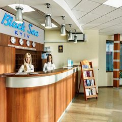 Гостиница Черное море Украина, Киев - 8 отзывов об отеле, цены и фото номеров - забронировать гостиницу Черное море онлайн интерьер отеля
