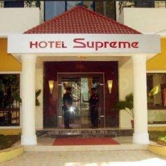Отель Supreme Гоа развлечения