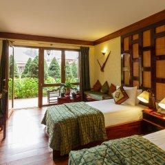 Отель Victoria Sapa Resort & Spa Шапа комната для гостей