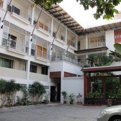 Отель Baan Rangnam Таиланд, Бангкок - отзывы, цены и фото номеров - забронировать отель Baan Rangnam онлайн парковка