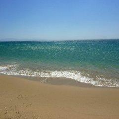 Antonios Hotel пляж фото 2