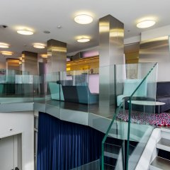 Hotel Cristal Design интерьер отеля фото 3