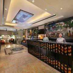 Noble Boutique Hotel Hanoi гостиничный бар