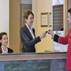 Gonluferah Thermal Hotel Турция, Бурса - 2 отзыва об отеле, цены и фото номеров - забронировать отель Gonluferah Thermal Hotel онлайн интерьер отеля фото 2