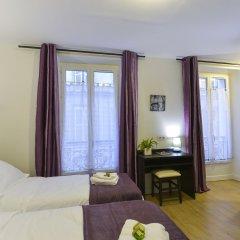 Отель Du Quai De Seine Париж комната для гостей фото 4