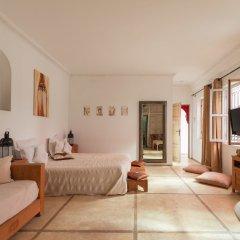 Отель Riad Alegria Марокко, Марракеш - отзывы, цены и фото номеров - забронировать отель Riad Alegria онлайн комната для гостей