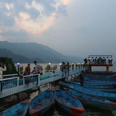 Отель Hostel Himalaya Непал, Катманду - отзывы, цены и фото номеров - забронировать отель Hostel Himalaya онлайн приотельная территория