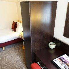 Отель The Belhaven Глазго сейф в номере