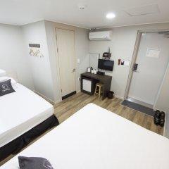K-Grand Hostel Gangnam 1 комната для гостей фото 2