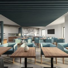 Club-hotel Bora-Bora Анапа интерьер отеля