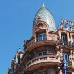 Отель Kyriad Centre Gare Ницца развлечения
