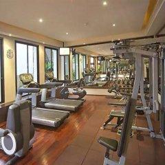 Отель Anantara Bophut Koh Samui Resort Самуи фитнесс-зал фото 2