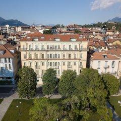 Отель Europalace Hotel Италия, Вербания - отзывы, цены и фото номеров - забронировать отель Europalace Hotel онлайн