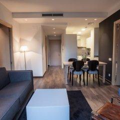 Апартаменты Angla Boutique Apartments Consell de Cent комната для гостей фото 3