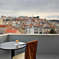 Апартаменты Lisbon City Apartments & Suites балкон