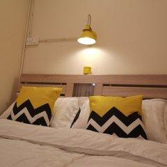 The Sibling Hostel Бангкок комната для гостей