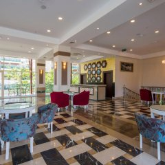 Crystal Waterworld Resort & Spa Турция, Богазкент - 2 отзыва об отеле, цены и фото номеров - забронировать отель Crystal Waterworld Resort & Spa онлайн интерьер отеля фото 2