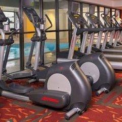 Отель Residence Inn Arlington Pentagon City фитнесс-зал фото 3