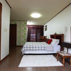 Отель Mayfair Pension Южная Корея, Пхёнчан - отзывы, цены и фото номеров - забронировать отель Mayfair Pension онлайн комната для гостей фото 3