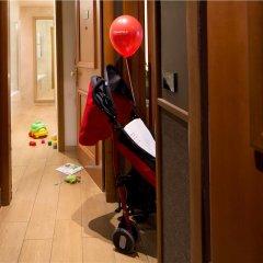 Отель Starhotels Metropole Рим детские мероприятия